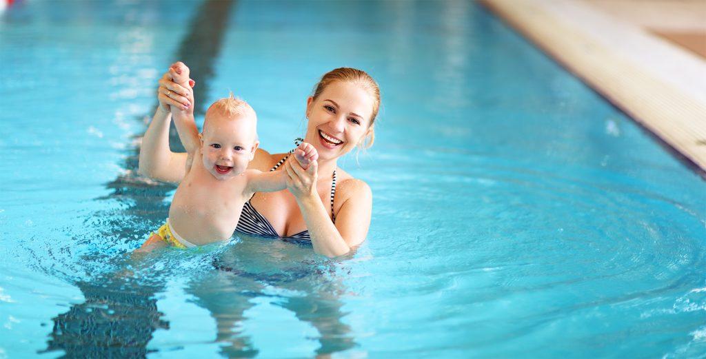 matronatacion, clases natacion bebes infantil en piscina con padres, informacion y consejos, ejercicios, donde imparten clases